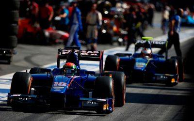 El tráfico penaliza a Canamasas en Monza